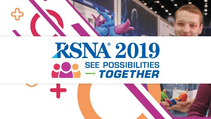 RSNA 2019 Radiological Society of North America's